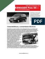 datos tecnicos y esquemas volkswagen polo 95