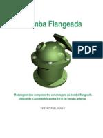 Bomba Flangeada