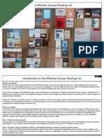 Effective Groups Toolkit- Reading List v1 Full