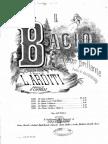 Il Bacio, vln + ch (simp)