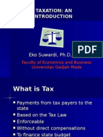 Tax Introduction English