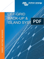 Brochure Off Grid, Back Up and Island Systems en Web