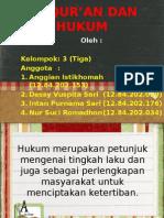Al Qur'an Dan Hukum