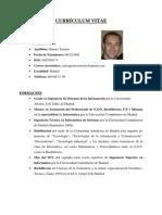 Curriculum Carlos Gomez Torrijos