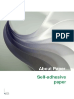 About Paper Self Adhesive