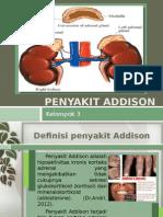 Ppt Penyakit Addison