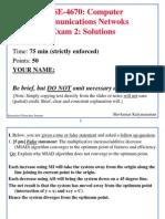 Ccn2001 Quiz2 Solutions