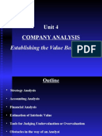 Unit 4 CompanyAnalysis
