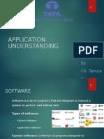 Application Understanding