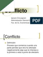 Ignacio Cincuegrani Administración General II Fac. De