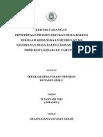Proposal Bola Baling Daerah
