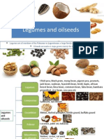Legumes and Oilseeds