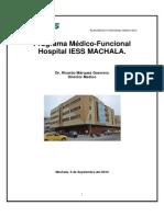 Pmf Hospital de Machala