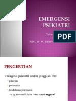 EMERGENSI PSIKIATRI. PPGD.ppt