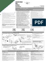 Manual de Instalacion JVC