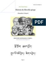 Pensadores Griegos