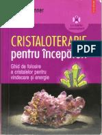 CRISTALOTERAPIE Pentru Incepatori - Corrine Kenner
