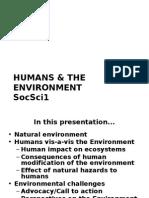 1. HumansAndEnvironmentPPT