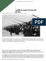 Cronología Del Conflicto Entre Corea Del Norte y Corea Del Sur – RT