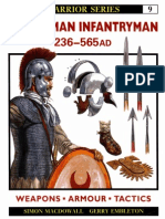(Osprey - WARRIORS) 009 - Late.roman.infantryman.236-565AD