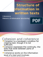 C1_Structure of Information in Written Texts
