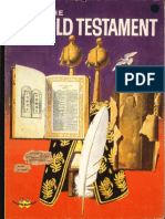How and Why Wonder Book of the Old Testament