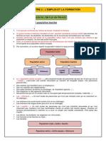 CHAPITRE 2 - 21 - Les Caractéristiques de l'Emploi en France (2de) (2011-2012)