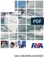 RYA_Sail Cruising Courses