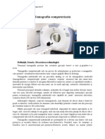 Proiect PDI Tomografia ComputerizataCT