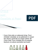 PPT Cât de Nociva Este Cola