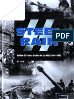 (Brown Partworks) [Ripley T] Steel Rain.waffen-SS Panzer Battles in the West 1944-1945