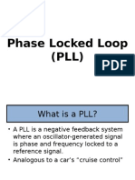 Chapter 5 - Phase Locked Loop