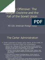 The Reagan Doctrine