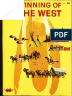 How and Why Wonder Book of Winning of the West