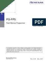 PG-FP5Flash Memory Programmer RENESAS