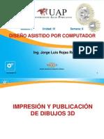 Impresión de Dibujos 3d