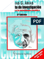 Fidias G. Arias, El Proyecto de Investigación, 5ta. Edición-. Edición-. Edición-.pdf