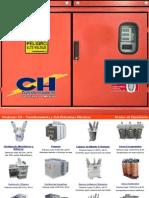 CatalogoTransformadores CH 2013