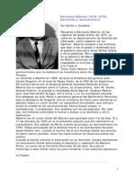 Bernardo Alberte. Peronista y Revolucionario - Corbiere, Emilio