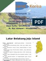 Jeju Island - Korea Powerpoint