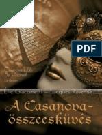 Éric Giacometti – Jacques Ravenne - A Casanova-összeesküvés