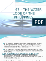 39562030 PD 1067 Water Code of the Philippines
