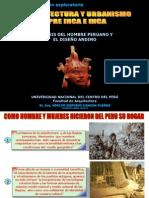 Arquitectura y Urbanismo Pre Inca e Inca