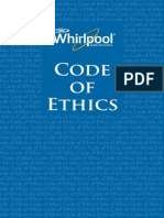 Code of Ethics Whirpool