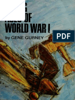 Flying Aces of World War I