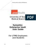 Enterprise Vault User Documentation