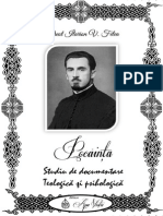 Ilarion Felea - Pocăința
