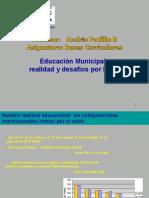 Desafios y Realidad de La Educación Municipal 16