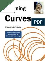 Learning Curves an E-Book by Bakul Valambhiya