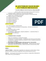 Nursingul Afectiunilor Cailor Biliare Nursingul Afectiunilor Pancreasului
